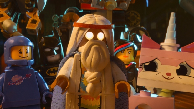 The Lego Movie debuts at $69.1M