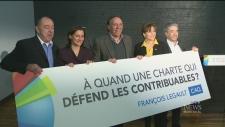 CTV Montreal: CAQ attacks PQ
