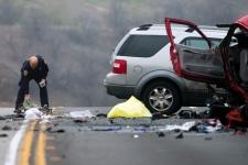 6 dead in California crash