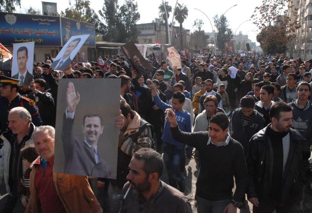 Syrian peace talks resume