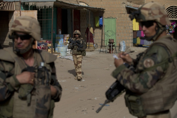 30 dead in Mali's north