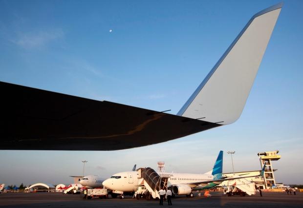 Indonesia air show row