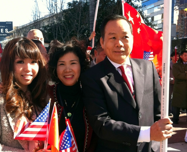 American businessman on trial in China