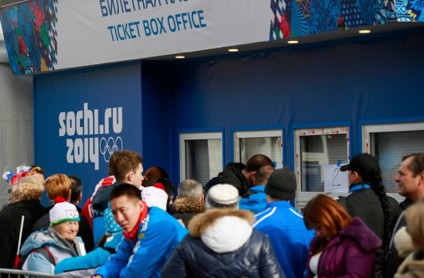 Sochi Tickets