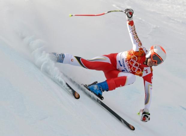 Marie-Michele Gagnon questionable after crash