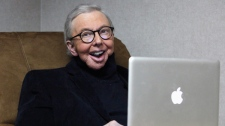 Roger Ebert fighting cancer again