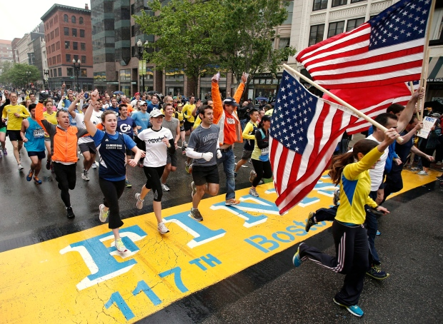 Boston hotels filling up ahead of marathon