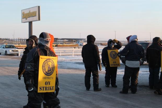 Degelman Industries strike