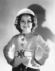 Shirley Temply 1937