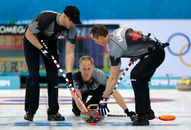 Canada loses second straight curling match Sochi