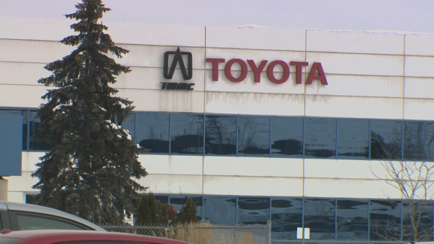 Ont Toyota Plant No 1 On Annual Manufacturing Quality