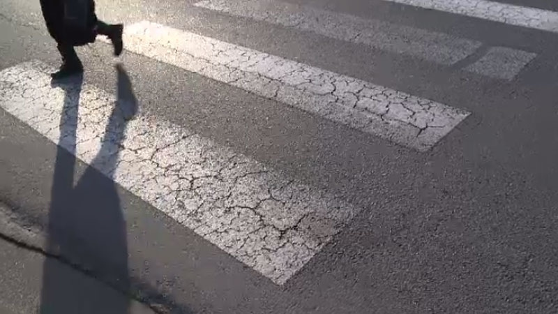 A crosswalk is shown in this undated file photo. (CTV News)