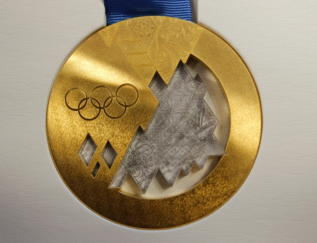 How much is a gold medal really worth in Sochi?