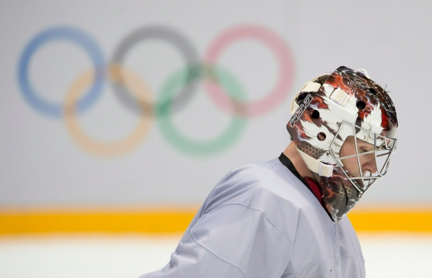 Carey Price to star for Canada