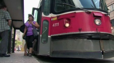 The Toronto Transit Commission responds to reports of massive layoffs.