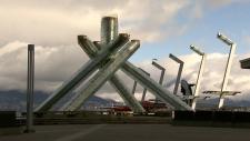 Vancouver's Olympic cauldron