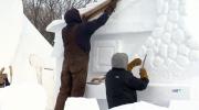 CTV Winnipeg: Ice sculptures at festival