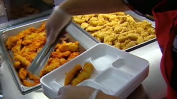 Food Policy Leaves School Cafeteria Bare Ctv News