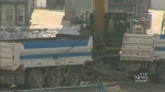 CTV Calgary: Flood mitigation projects High River