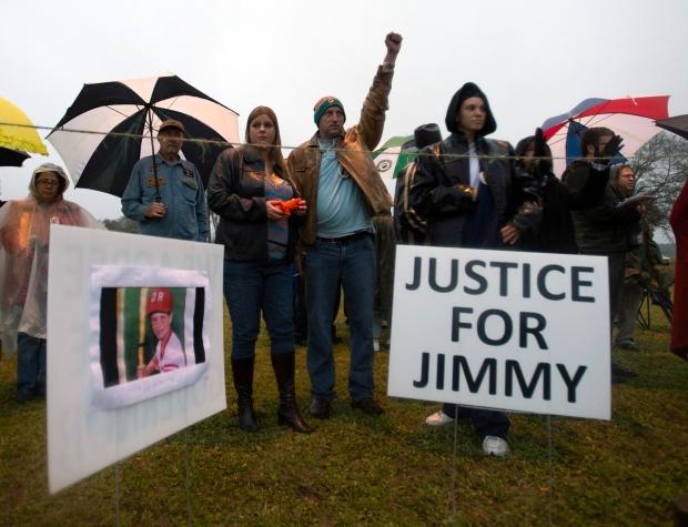 Man executed for rape, killing of Florida boy