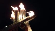 vancouver cauldron