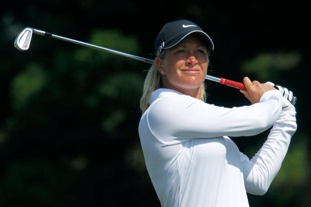 LPGA Suzann Pettersen