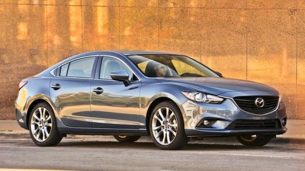 Mazda 6 power steering recall