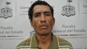 Handout photo of Casillas Julio Cesar Castillo, 31, the suspect arrested in connection with the murder of a Canadian couple in Ajijic, Mexico. (Jalisco state attorney handout photo)