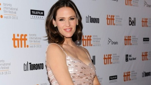"Actress Jennifer Garner attends the gala screening for the film ""Butter"" during the Toronto International Film Festival on Tuesday, Sept. 13, 2011. (AP / Evan Agostini)"