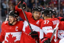 Canada beats Norway in hockey first game