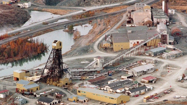 Toxic Yellowknife Mine Cleanup Moving Ahead CTV News