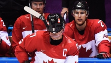 Canada captain Sidney Crosby plays in Sochi
