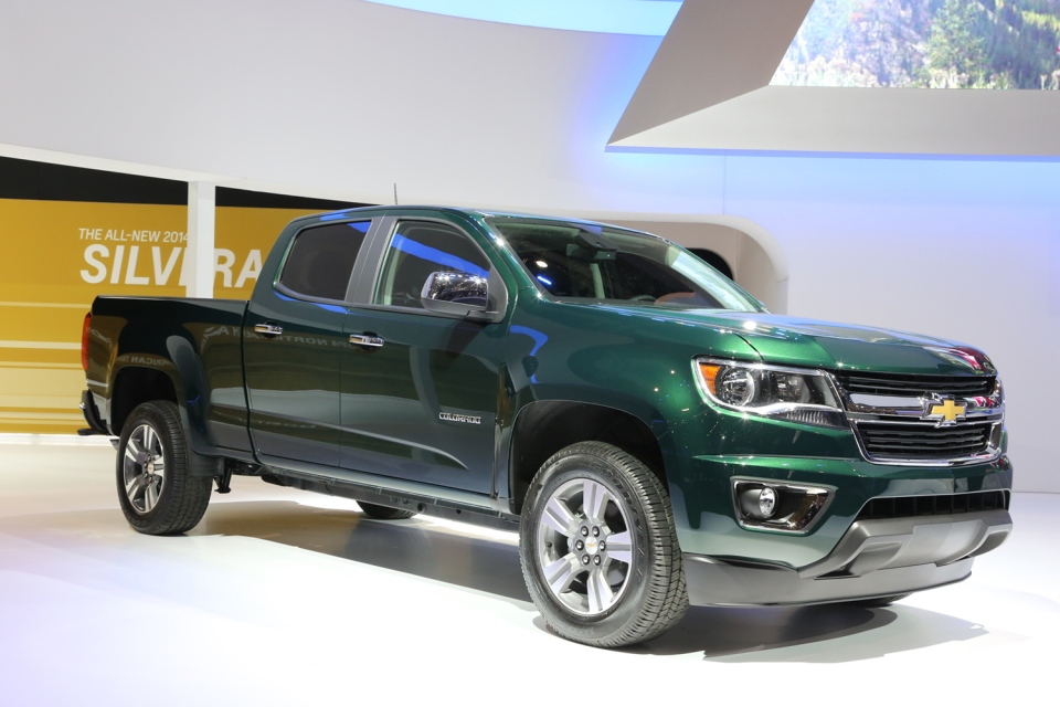 What will your 2015 16 colorado canyon look like chevy colorado gmc canyon