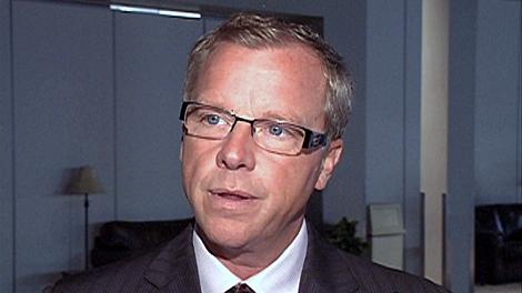 Saskatchewan Premier Brad Wall