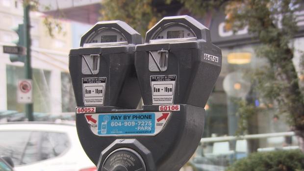 parking meter
