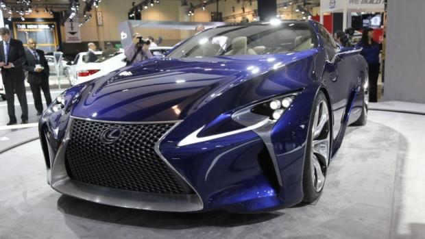 2014 Canadian International Auto Show