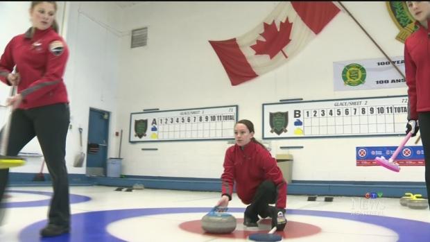 CTV Montreal: Randy's Rookies: Cool curler