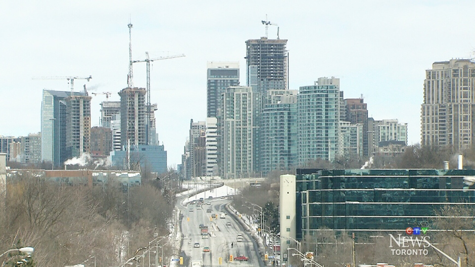 Toronto's condo boom in hot housing neighbourhoods has shut out hundreds of students from schools within walking distance of their area, forcing some school trustees to consider the idea of building classrooms in condominiums. (CTV Toronto)