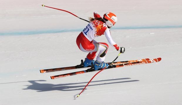 Canada's Marie-Michele Gagnon