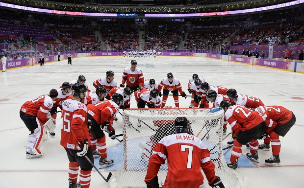 Canada to play Austria