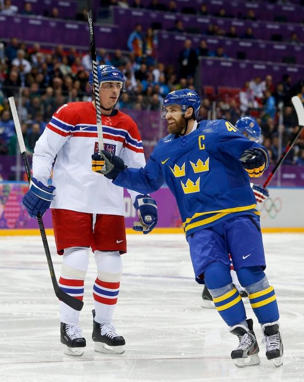 Henrik Zetterberg to miss Olympics