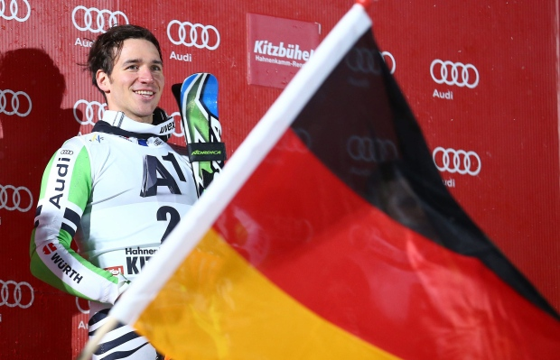 Felix Neureuther in accident before Sochi