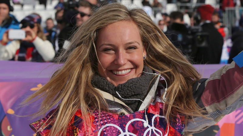 U.S. snowboarder Jamie Anderson recently described Tinder use in the Sochi Olympic Village as 'next level.'