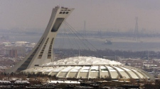 The future of Montreal's Olympic Stadium is once again up for debate (CP PHOTO/Ryan Remiorz)
