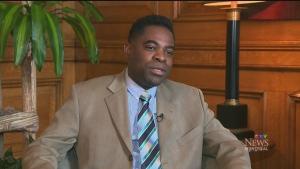 CTV Montreal: Frantz Benjamin: first black Speaker