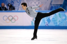 Patrick Chan wins silver medal at Sochi Games