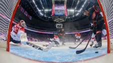 Team Canada beats Austria 6-0