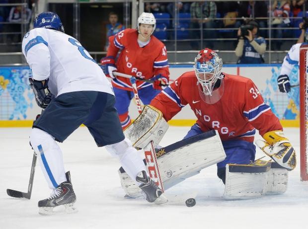Finland beats Norway