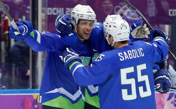 Slovenia beats Slovakia