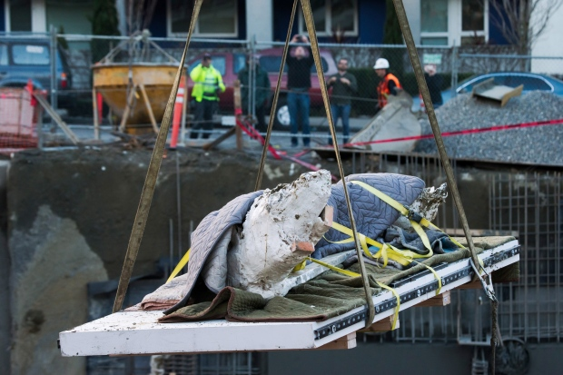 Mammoth tusk found at Seattle construction site